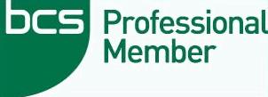 British Computer Society Professional Member Tag