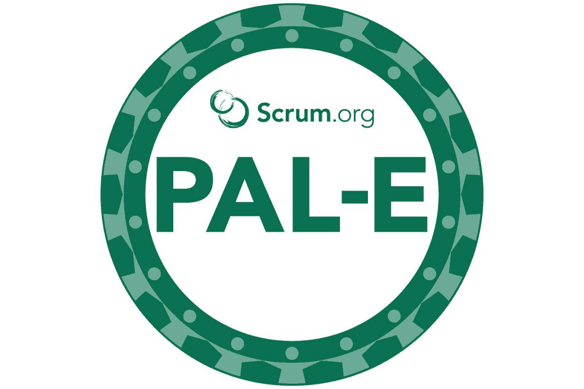 PAL-E course Badge